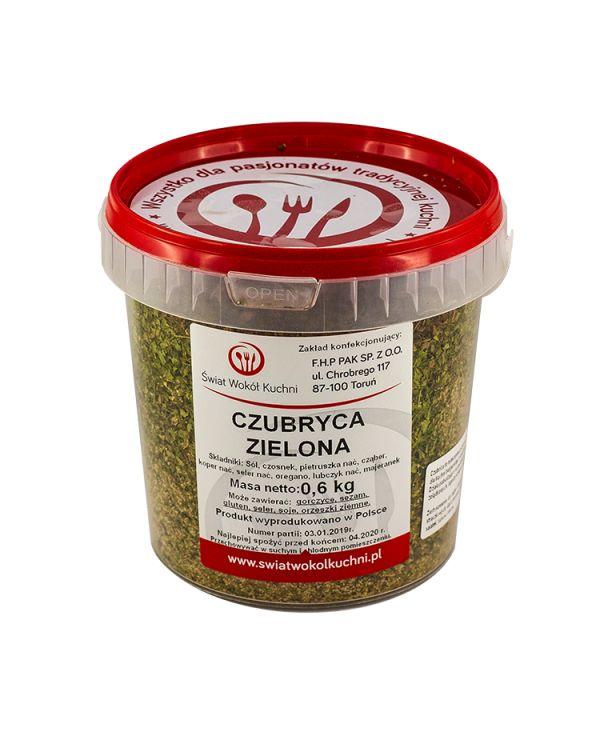 Czubryca zielona 0.6 kg