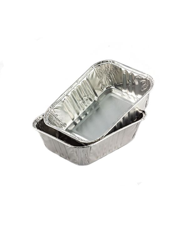 Foremki aluminiowe 250 ml -...