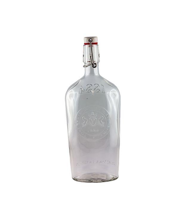 Butelki (12 sztuk) szklane...