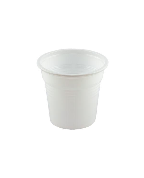 Kubek 80 ml biały