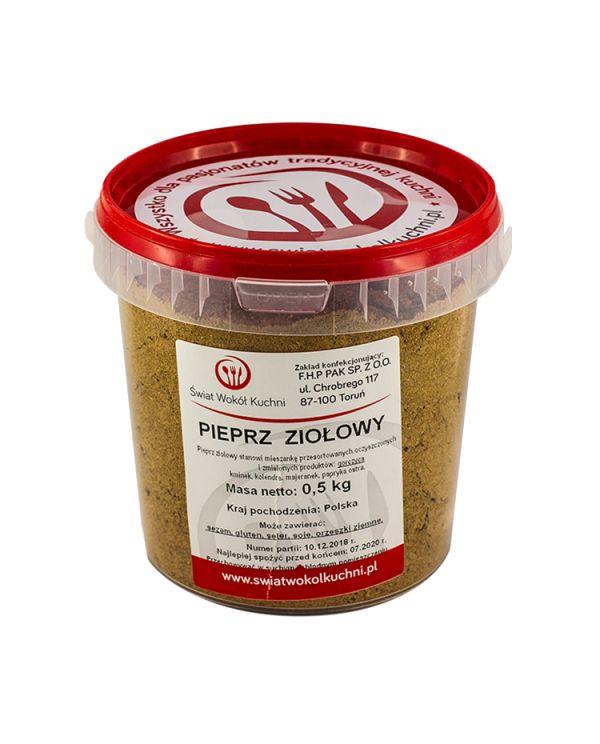 Pieprz ziołowy - 0.5 kg