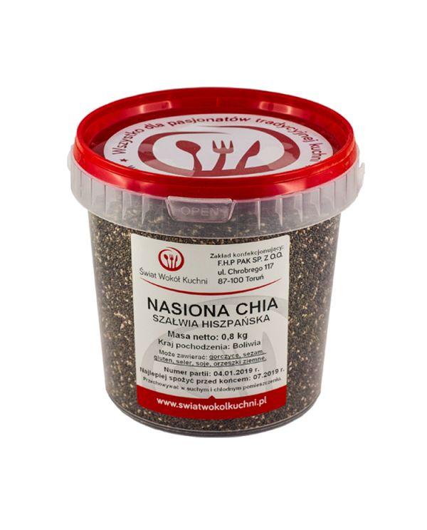 Nasiona CHIA - 0.8kg