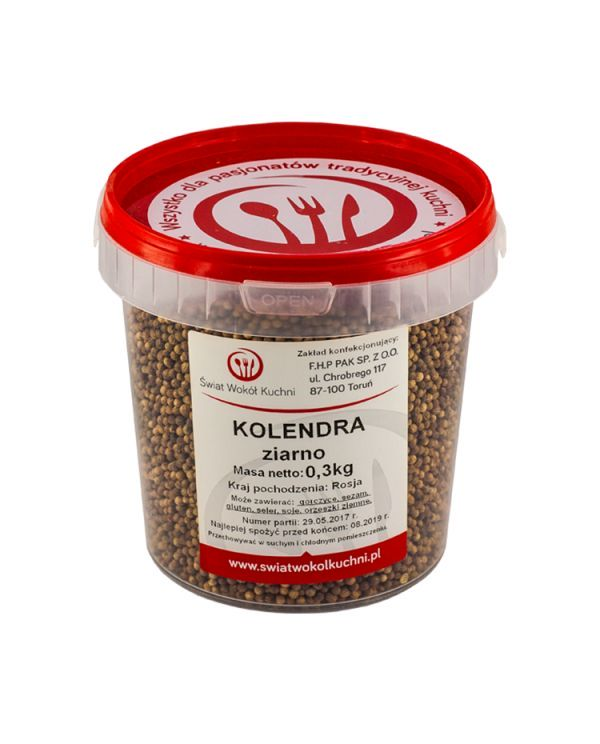 Kolendra ziarno - 0,3kg