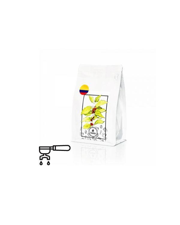 Kawa ziarnista Kolumbia