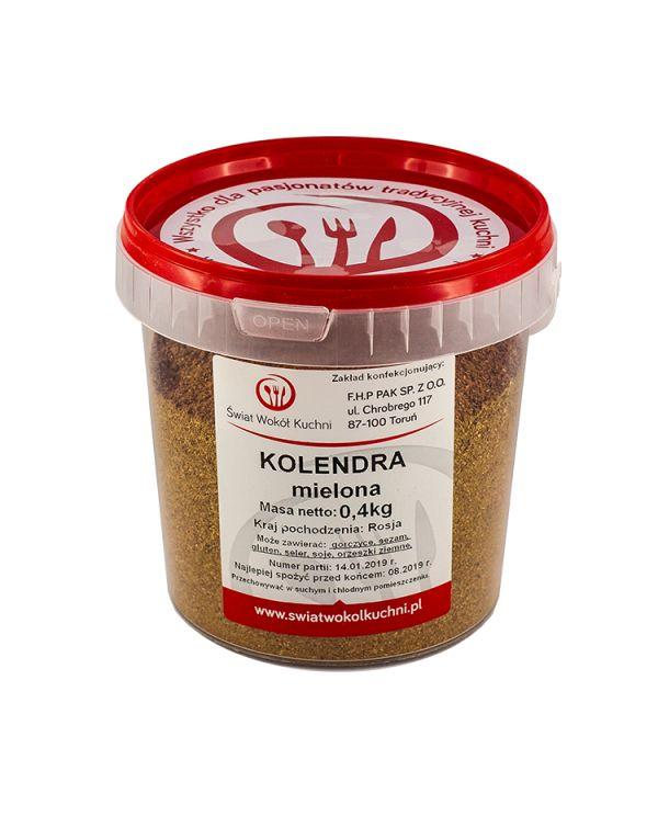 Kolendra mielona - 0.4 kg